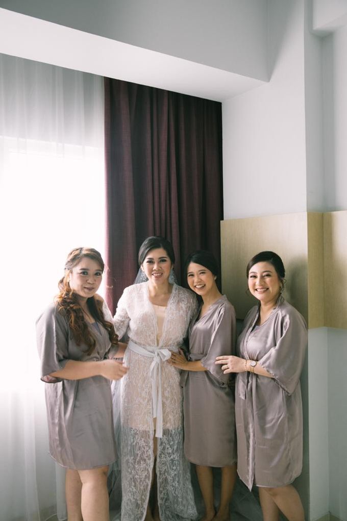 The Wedding of Steffano & Yeni - 26 Dec 2019 by Gouter Official Bridesmaid - 001
