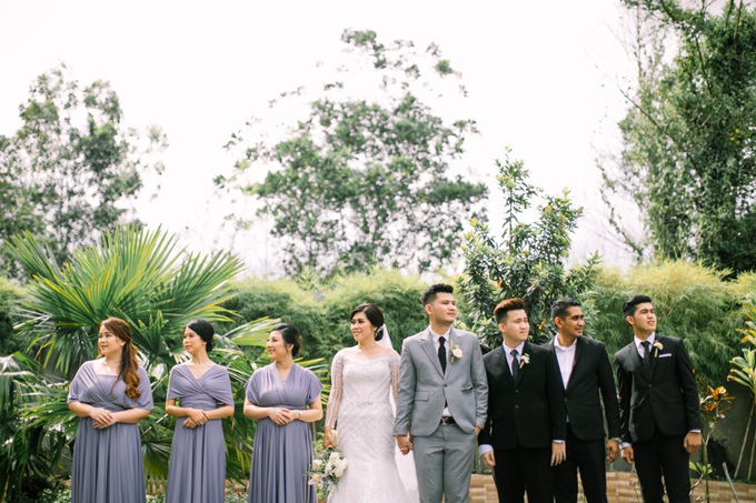 The Wedding of Steffano & Yeni - 26 Dec 2019 by Gouter Official Bridesmaid - 002