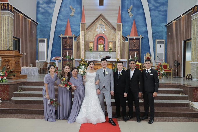 The Wedding of Steffano & Yeni - 26 Dec 2019 by Gouter Official Bridesmaid - 005