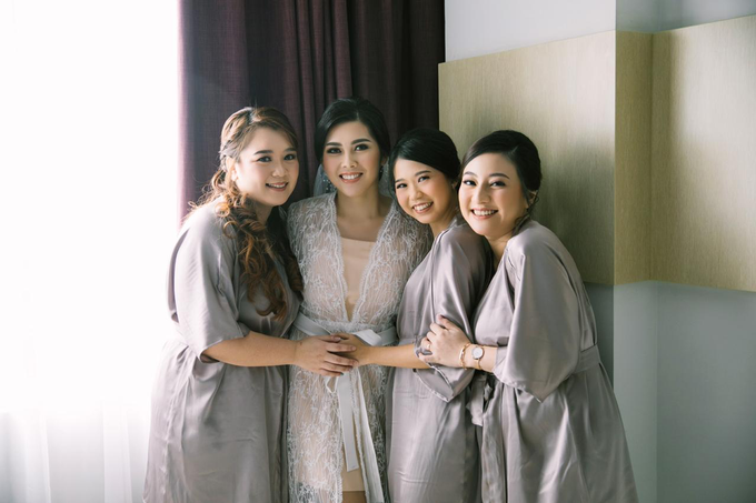 The Wedding of Steffano & Yeni - 26 Dec 2019 by Gouter Official Bridesmaid - 003