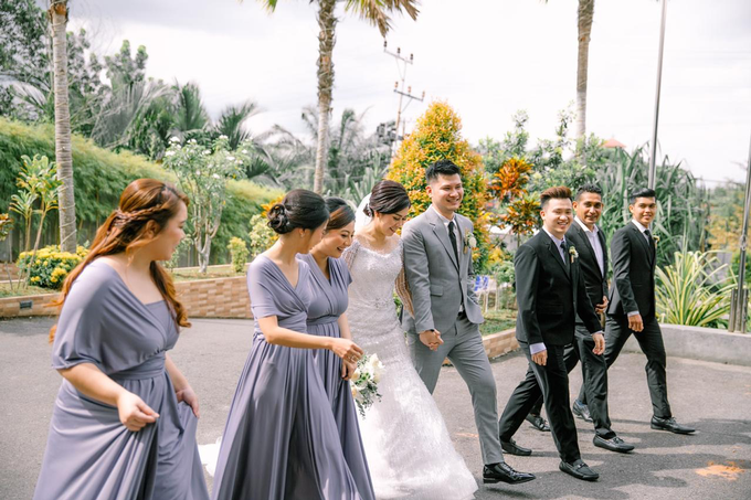 The Wedding of Steffano & Yeni - 26 Dec 2019 by Gouter Official Bridesmaid - 004