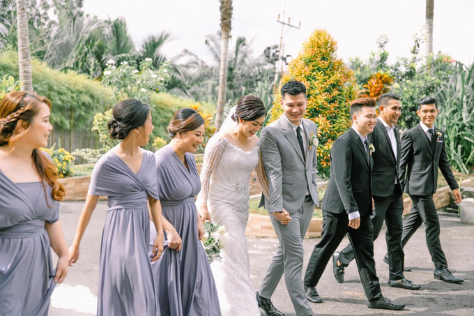 The Wedding of Steffano & Yeni - 26 Dec 2019 by Gouter Official Bridesmaid - 006
