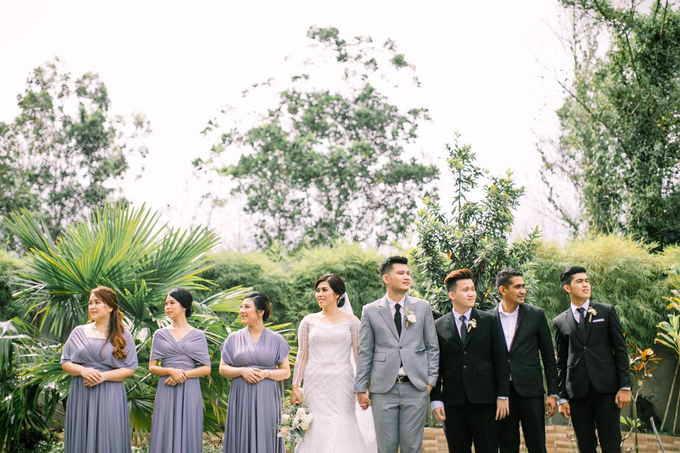 The Wedding of Steffano & Yeni - 26 Dec 2019 by Gouter Official Bridesmaid - 007