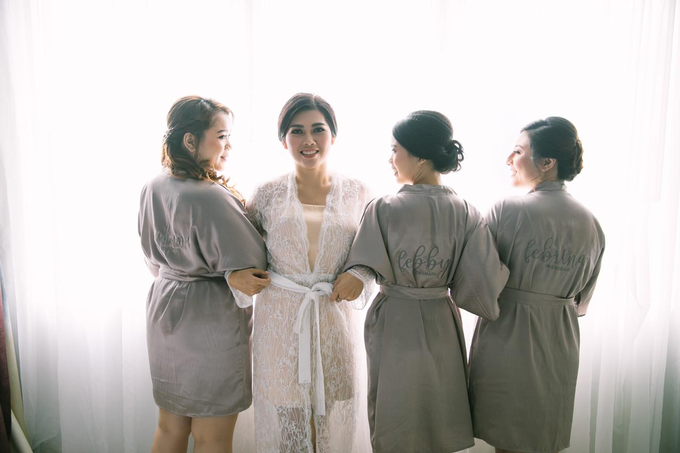 The Wedding of Steffano & Yeni - 26 Dec 2019 by Gouter Official Bridesmaid - 009