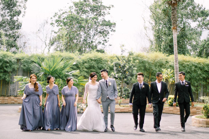 The Wedding of Steffano & Yeni - 26 Dec 2019 by Gouter Official Bridesmaid - 010