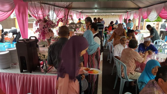 Wedding Reception by Sri Munura Catering Services - 015