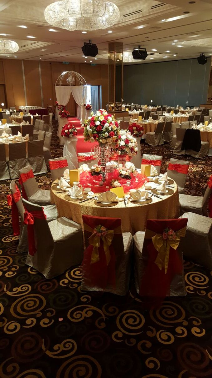 VIP Table Setting by Wedding And You - 002