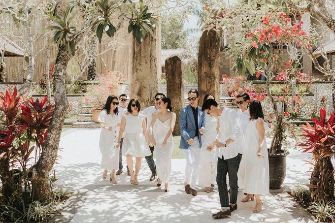 Chris & Calista Real Wedding at The Stone House by Tirtha by Tirtha Bali - 004