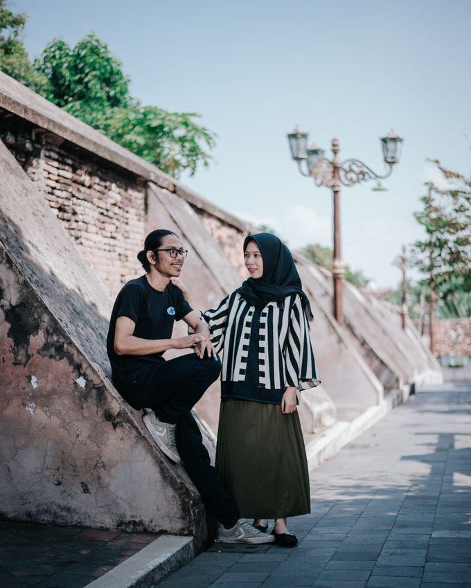 Prewedding ocha dan agil by Ihya Imaji Wedding Photography - 001