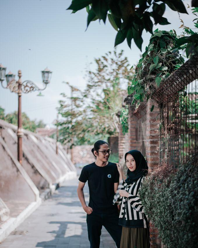 Prewedding ocha dan agil by Ihya Imaji Wedding Photography - 002