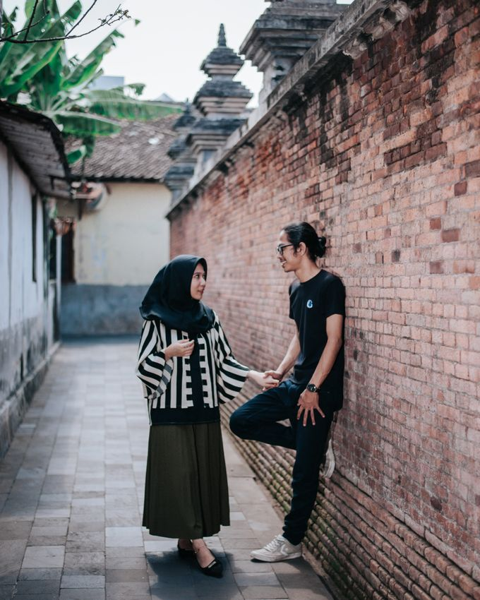 Prewedding ocha dan agil by Ihya Imaji Wedding Photography - 003