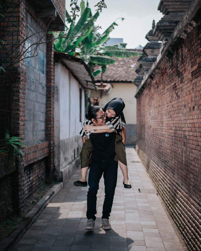 Prewedding ocha dan agil by Ihya Imaji Wedding Photography - 004