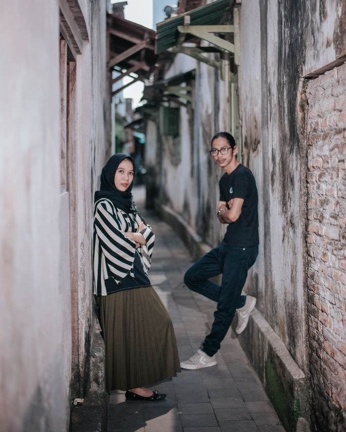 Prewedding ocha dan agil by Ihya Imaji Wedding Photography - 005