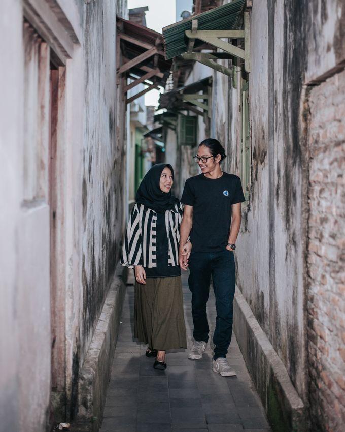 Prewedding ocha dan agil by Ihya Imaji Wedding Photography - 006