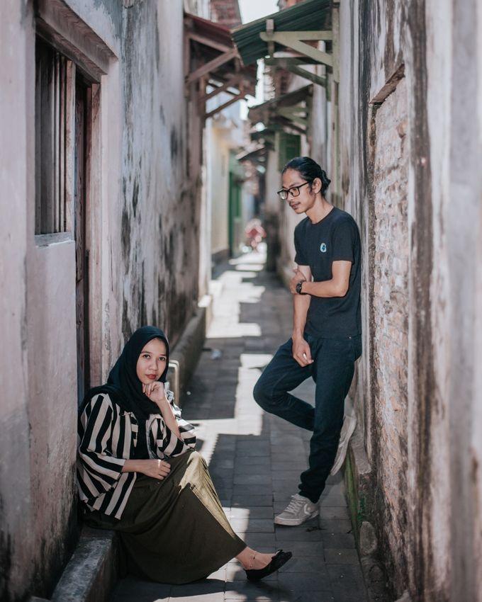 Prewedding ocha dan agil by Ihya Imaji Wedding Photography - 007