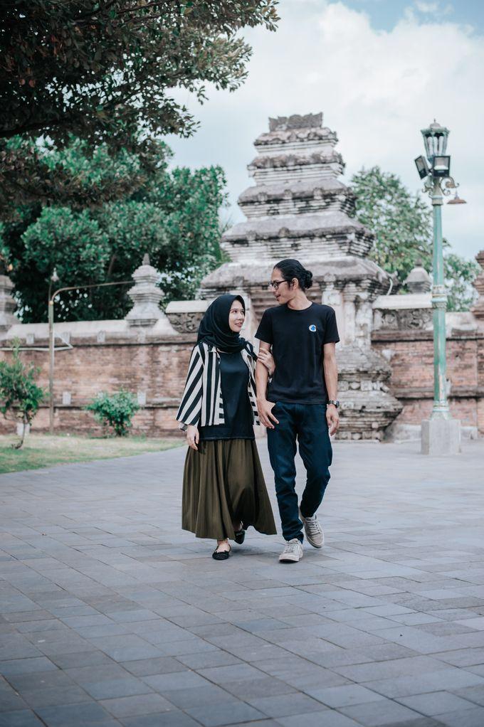 Prewedding ocha dan agil by Ihya Imaji Wedding Photography - 009
