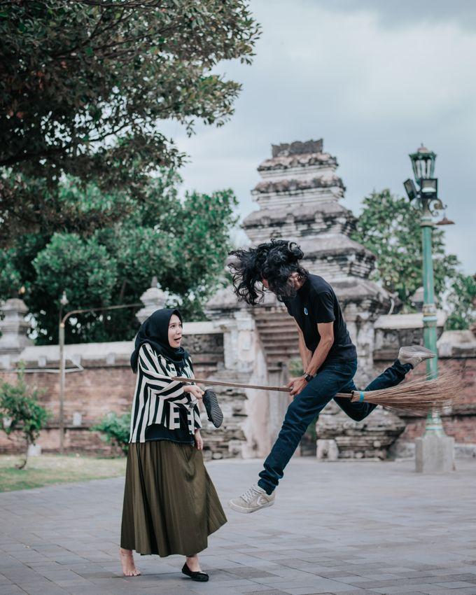 Prewedding ocha dan agil by Ihya Imaji Wedding Photography - 010