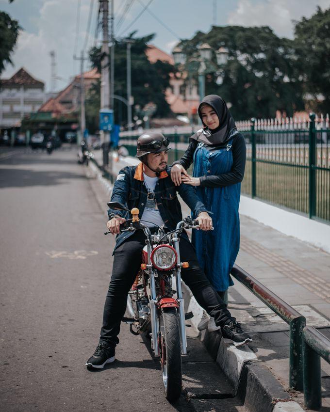 prewedding dzulfikar dan kharisma by Ihya Imaji Wedding Photography - 005