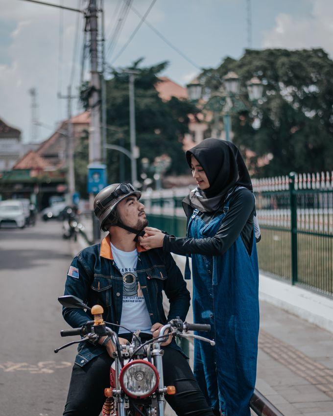 prewedding dzulfikar dan kharisma by Ihya Imaji Wedding Photography - 004