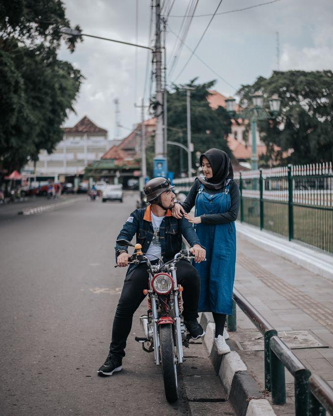prewedding dzulfikar dan kharisma by Ihya Imaji Wedding Photography - 007
