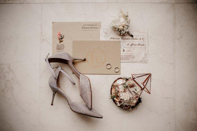 Grace & Febri Wedding by AKSA Creative - 011