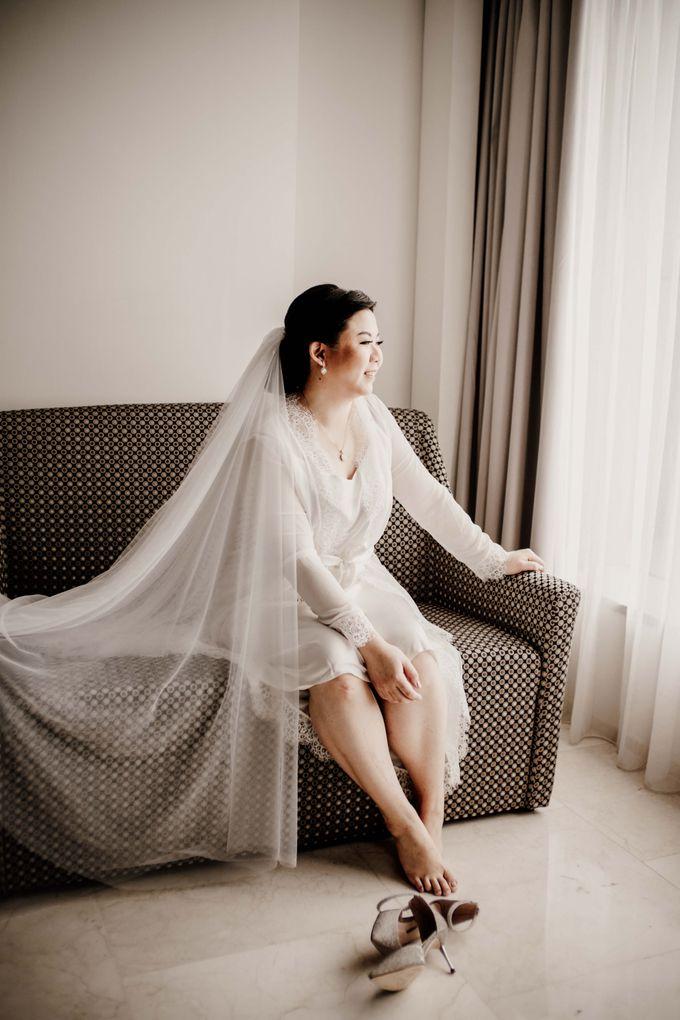 Grace & Febri Wedding by AKSA Creative - 004