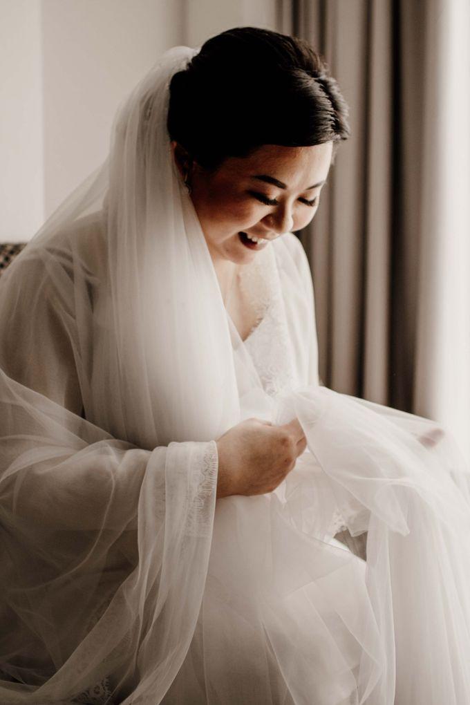 Grace & Febri Wedding by AKSA Creative - 010