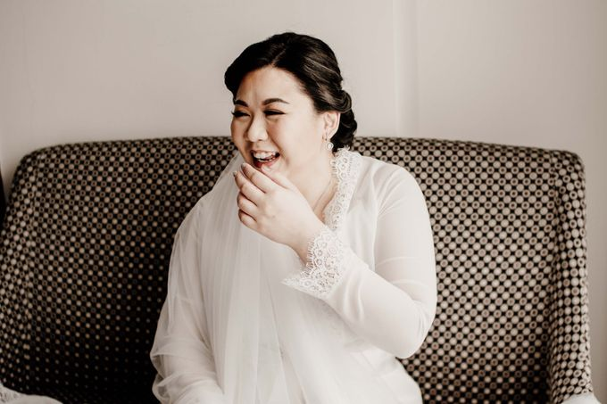 Grace & Febri Wedding by AKSA Creative - 005