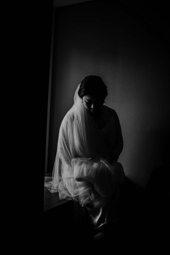 Grace & Febri Wedding by AKSA Creative - 007