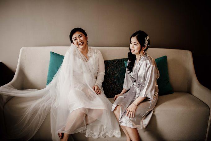 Grace & Febri Wedding by AKSA Creative - 001