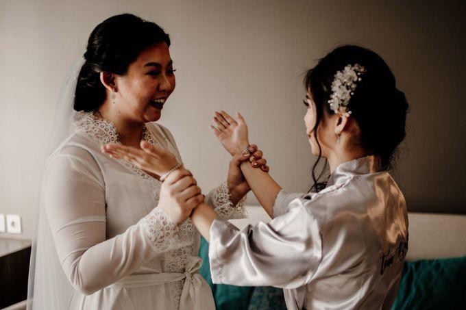 Grace & Febri Wedding by AKSA Creative - 002