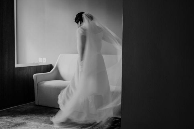 Grace & Febri Wedding by AKSA Creative - 019