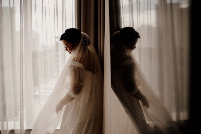Grace & Febri Wedding by AKSA Creative - 003