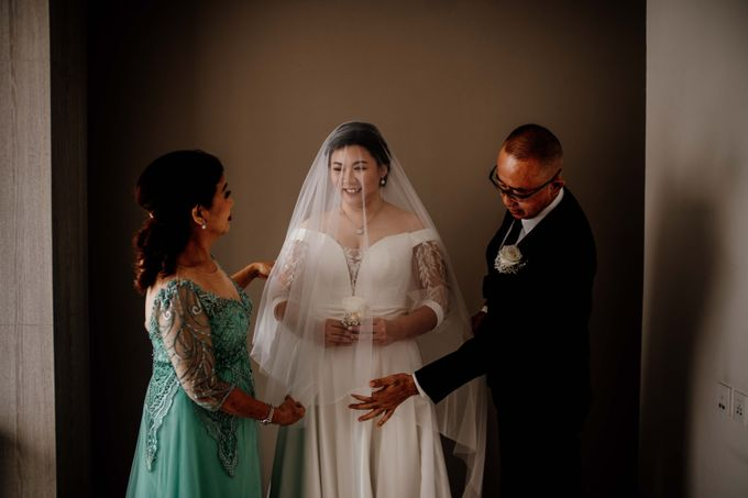 Grace & Febri Wedding by AKSA Creative - 038