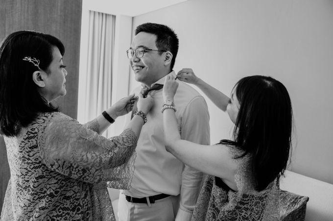 Grace & Febri Wedding by AKSA Creative - 014