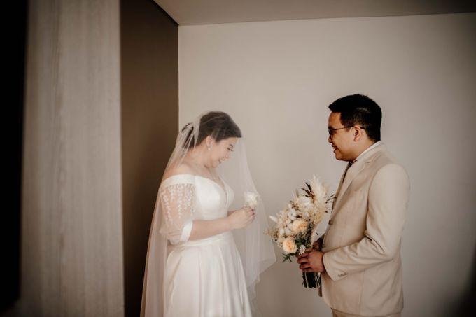 Grace & Febri Wedding by AKSA Creative - 035