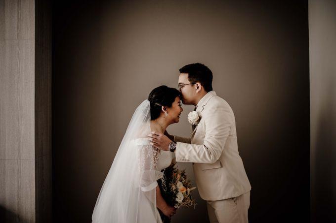 Grace & Febri Wedding by AKSA Creative - 036