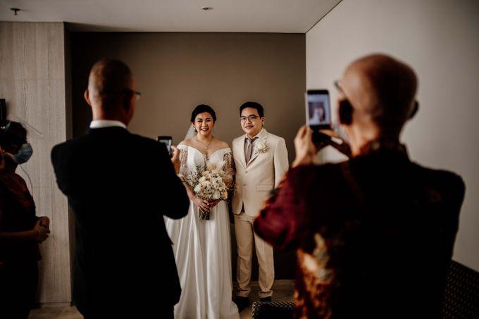Grace & Febri Wedding by AKSA Creative - 037