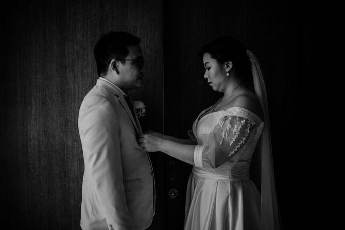 Grace & Febri Wedding by AKSA Creative - 032