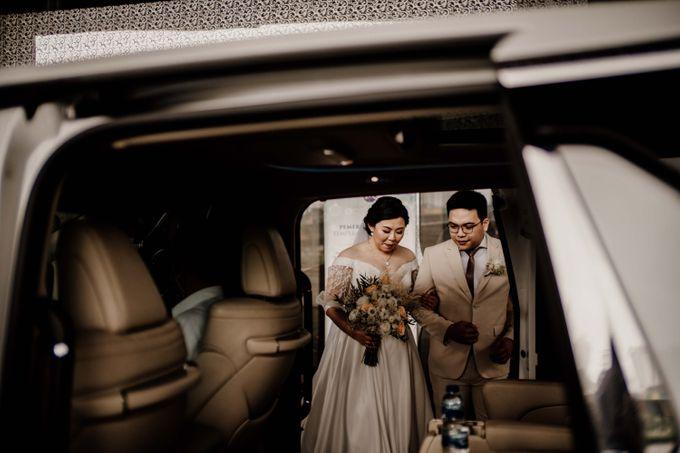 Grace & Febri Wedding by AKSA Creative - 034
