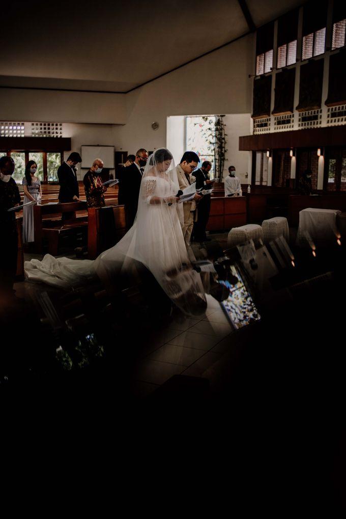 Grace & Febri Wedding by AKSA Creative - 029
