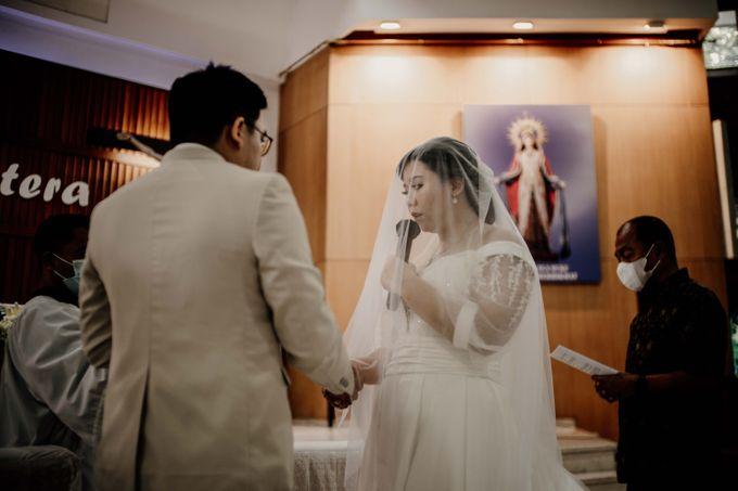 Grace & Febri Wedding by AKSA Creative - 030