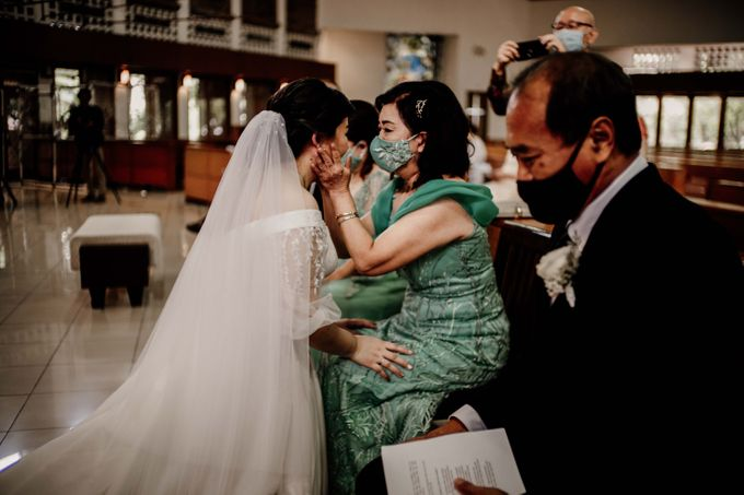 Grace & Febri Wedding by AKSA Creative - 031