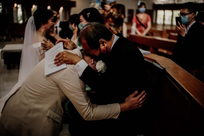 Grace & Febri Wedding by AKSA Creative - 026