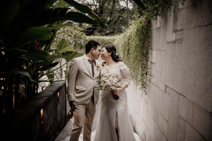 Grace & Febri Wedding by AKSA Creative - 027