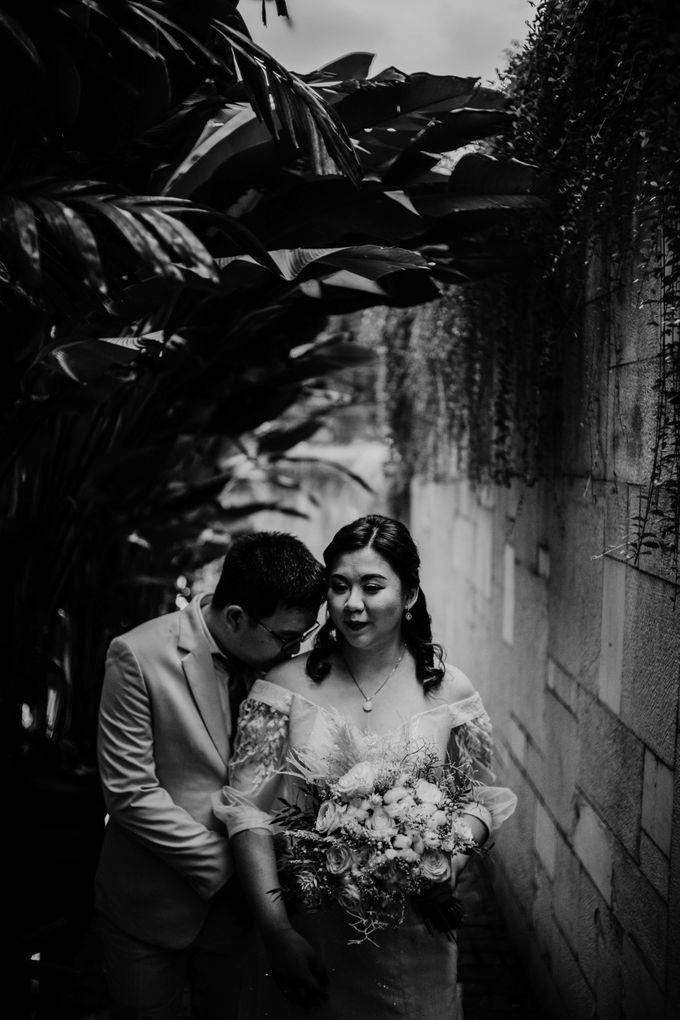 Grace & Febri Wedding by AKSA Creative - 023