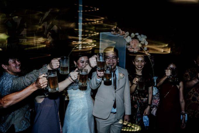 Grace & Febri Wedding by AKSA Creative - 025