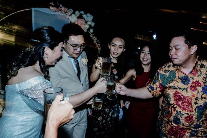 Grace & Febri Wedding by AKSA Creative - 021
