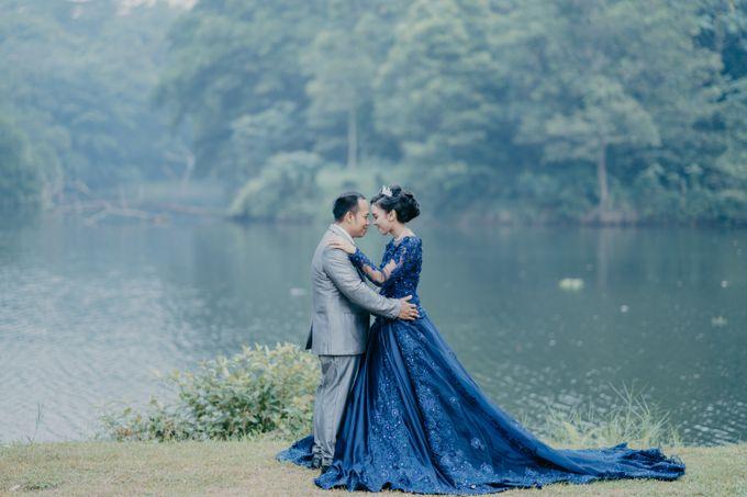 Lakeside Wedding of Grace & Joko by AKSA Creative - 001