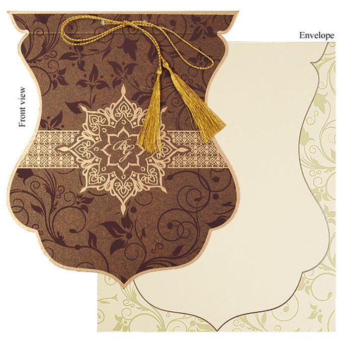 Muslim Wedding Inivtations by A2zWeddingcards - 001